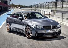 BMW M4 GTS: più acqua, più cavalli