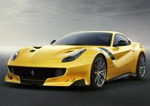 Ferrari F12tdf: l'edizione limitata da 780 cavalli