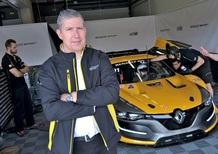 Jean-Pascal Dauce, Renault Sport: «Lanciare la R.S. 01 in GT3? Perché no?»