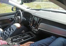 Volvo S90: ecco gli interni della futura ammiraglia