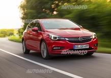 Rullkotter, Opel: «Astra K? E' un riferimento tecnologico»