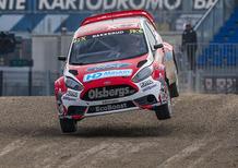 WRX d'Italia 2015: vince Bakkerud (Ford), Peugeot-Hansen Campioni del Mondo