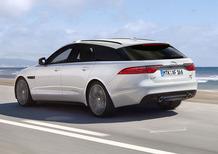 Jaguar XF Sportbrake: la vedremo nel 2017?
