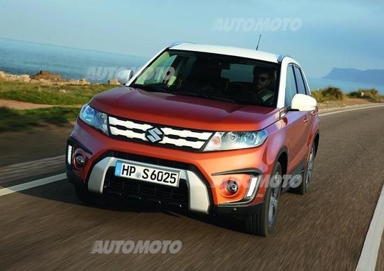 Suzuki Vitara, adesso anche con cambio doppia frizione