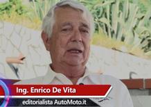 Enrico De Vita: «Il diesel oggi è il motore più pulito che c'è» [Video]