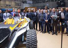 Hyundai Kite Concept al Salone di Ginevra 2018