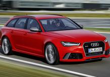 Nuova Audi RS6 Avant performance: la familiare da oltre 600 cavalli