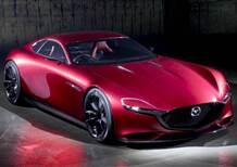 Mazda RX Vision concept: il grande ritorno del Wankel