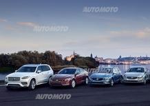 Volvo: dalla XC40 all'anti-Tesla. E ibrido plug in tutte le salse