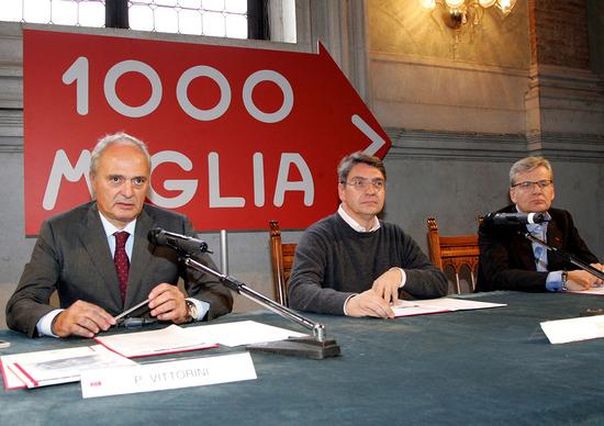 1000 Miglia 2016: da Brescia a Roma, passando per il Giubileo