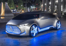 Mercedes Vision Tokyo Concept: creatività tedesca in salsa orientale