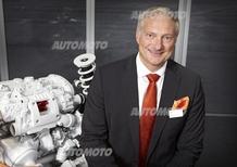 Andersson, Volvo: «E' l'alba del plug-in hybrid. Ma il diesel avrà ancora lunga vita»