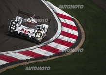 WEC 2015: Porsche in pole anche a Shanghai
