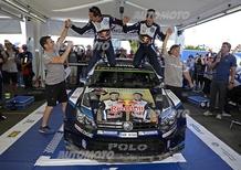 Volkswagen e Castrol EDGE: tre titoli consecutivi nel WRC