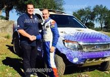 """Dakar 2016. Avanti un altro! Dal WRC ecco anche """"Xevi"""" Pons"""