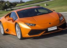 Lamborghini Huracan: novità di sostanza per la Model Year 2016
