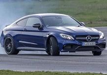 Nuova Mercedes Classe C Coupé: nuove foto ufficiali