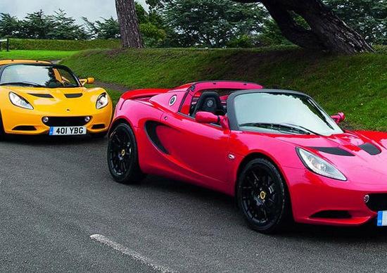 Lotus Elise: arrivano la Sport e la Sport 220