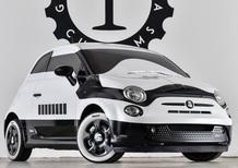"""Fiat 500e stormtrooper, aspettando """"Star Wars: Il Risveglio della Forza"""""""