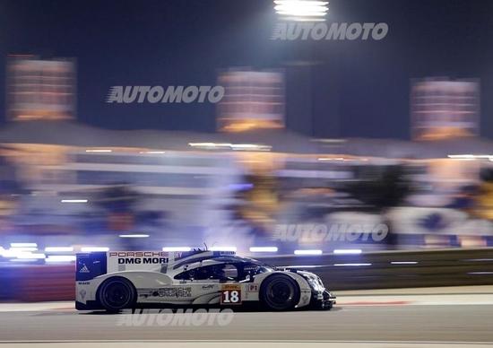 WEC 2015: Porsche vince in Bahrain e conquista il Titolo Piloti