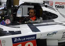WEC 2015, rookie test: Montoya impressionante sulla Porsche 919