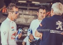 Dakar 2016. Loeb, non solo Peugeot 2008 DKR16: «Quanti cambiamenti!»