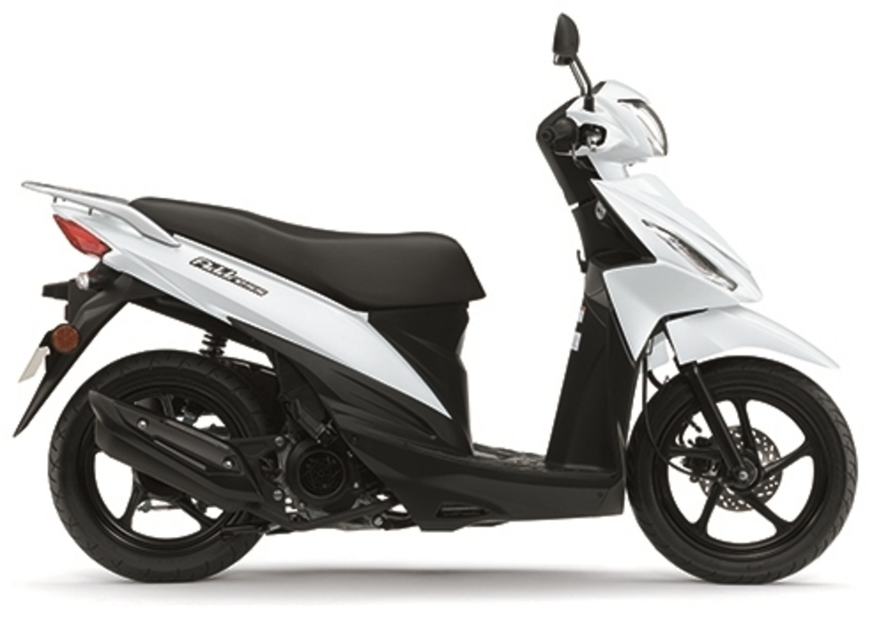 Suzuki Address 110 (2018 - 20) (5)