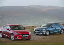 Mazda3: arriva il diesel da 1.5 litri