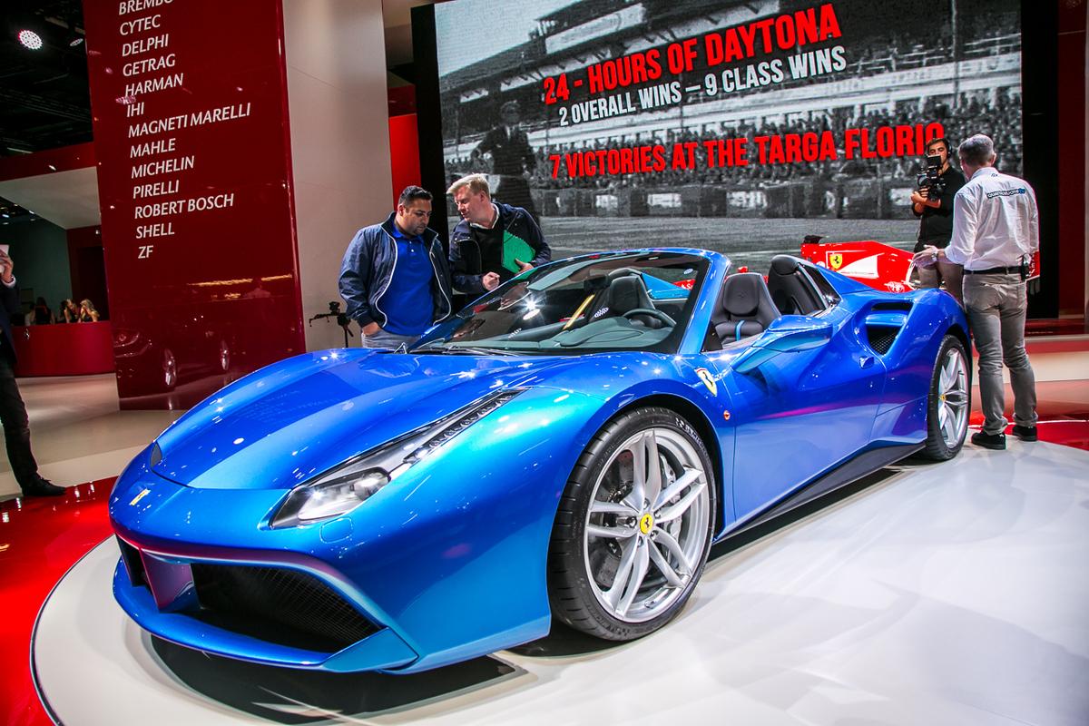 """d121f2d86a """"Nuova"""" Ferrari: maxiprestito da 2,5 miliardi - News - Automoto.it"""