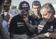 Dakar 2016, Bruno Famin e l'anima buona della Peugeot 2008 DKR