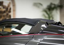 Dainese con Pagani Automobili per lo sviluppo della cappottina della Huayra R