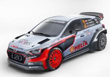 Nuova Hyundai i20 WRC: rally a 5 porte