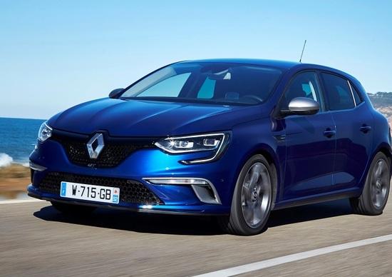 Nuova Renault Mégane