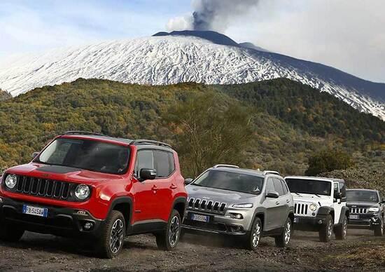 33 Jeep alla scoperta della Sicilia