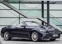 Mercedes-AMG S 65 Cabriolet: la cabrio V12 da 300 km/h