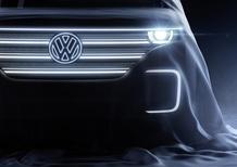 CES 2016: Volkswagen riparte da un'elettrica