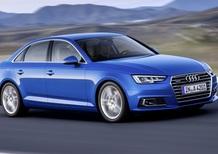 Nuova Audi A4: la video-prova