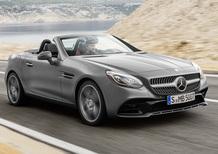 Mercedes SLC: ecco il restyling della SLK
