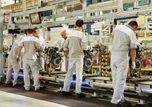 FCA: produzione motori raddoppiata a Pratola Serra