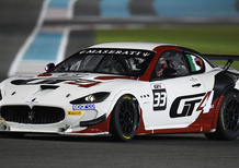 Maserati Granturismo Sport GT4
