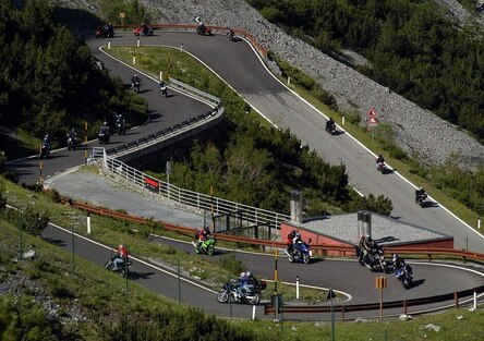 42° Motoraduno Stelvio International Metzeler