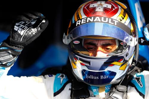 Formula E, ePrix di Punta del Este: vince Vergne (7)