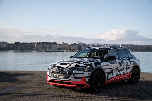 Audi e-tron, dichiarato il prezzo per il mercato tedesco (6)