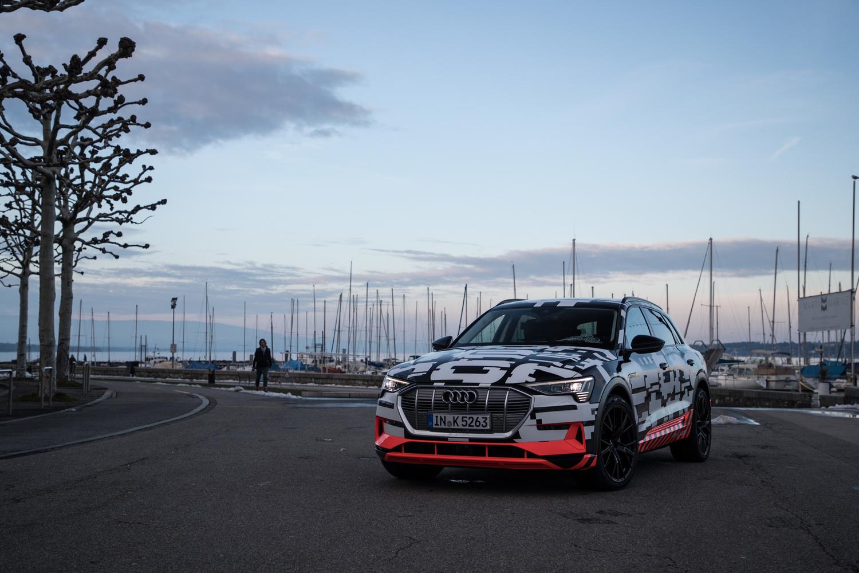 Audi e-tron, dichiarato il prezzo per il mercato tedesco