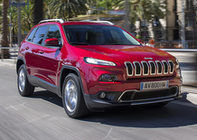 Jeep Cherokee 2.2 Multijet: la video-prova