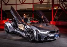 BMW i8 by Energy Motor Sport: astronave su ruote