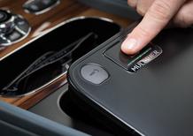 Bentley Bentayga, il SUV inglese guadagna la cassaforte integrata