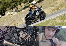 Yamaha XSR 700: il video della nostra prova