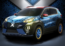 """Kia Sportage: il tributo a """"X-Men Apocalypse"""""""