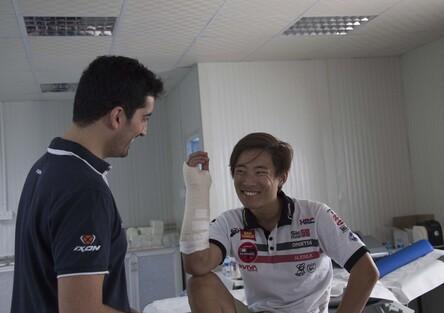 MotoGP, Clinica Mobile. Ottimismo e recupero